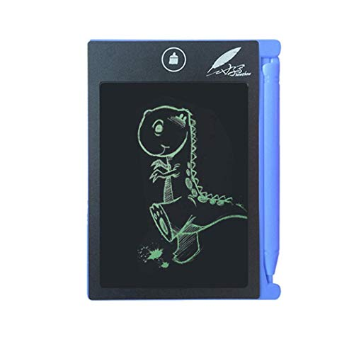 Oguine 4.4inch LCD Writing Pad Tablet Drawing Memo Board Kids Mini Writing Pad Graphics Tablets