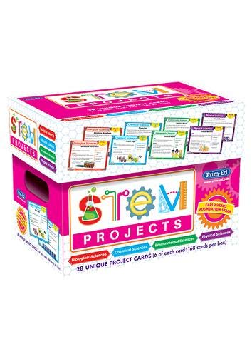 STEM Projects: EYFS (England/Wales)