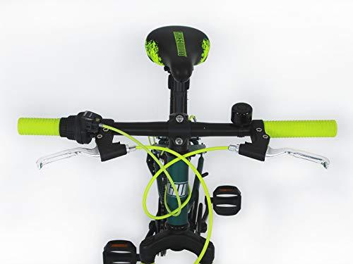 VTT 61cm en alliage avec dérailleur Shimano Gears pour enfant 7–14ans