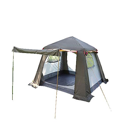 Chyuanhua Tent Familie Tent Met Hoge Plafond Dome Porch Drievoudige Ventilatie Camping tent