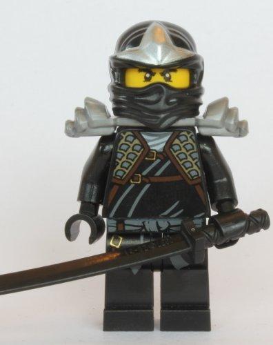 LEGO®Ninjago - Minifigura Cole ZX con armamento e Katana