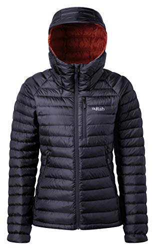 RAB Microlight Alpine Jacket - Women's Steel/Passata 12