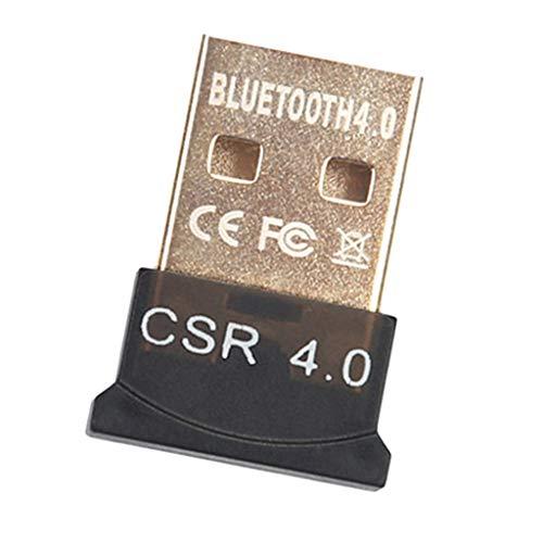 prasku Receptor Bluetooth USB Bluetooth Dongle para Auriculares, Ratón, Controlador, Teclado,