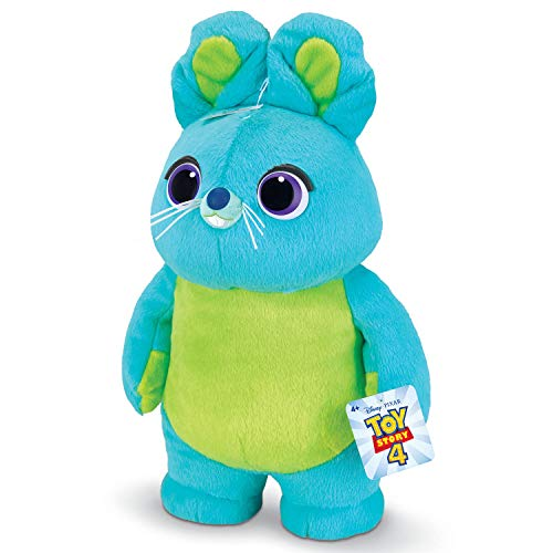 Signature Collection Toy Story 4 Bunny /& Ducky Carnaval Peluche Deluxe filmreplica
