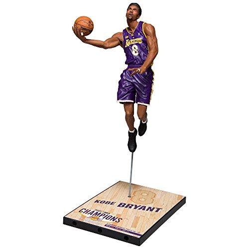 McFarlane NBA KOBE BRYANT #8 - Los Angeles Lakers Championship Series 2001 Sports Picks Figure