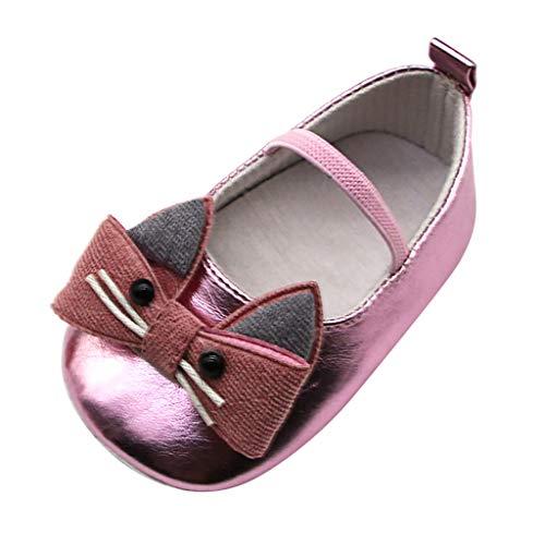 Sayla Sandalias para Bebés NiñA NiñO Verano Casuales Moda Vestir Fiesta Zapatos Zapatillas Primeros Pasos ReciéN Nacido Bebe Chicas Prewalker Suela Blanda Reborn Estampados De Gato Antideslizante