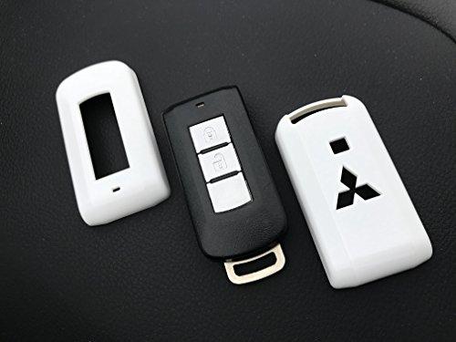 Carcasa ABS de plástico cubierta para 2/3 Botón Smart Key Fob a...