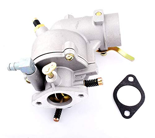 Femitu 390323 Carburetor with Gasket Replacement for Briggs and Stratton 394228 170401 190412 TROYBILT
