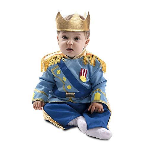 Partycolare Costume Carnevale Bambino Principe Azzurro 6-12 Mesi