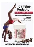 Gel Anticelulítico Reductor Caffeine xxl - 500ml . Reafirmante con Alto Contenido en Cafeína, Alga Laminaria (Fosfatidilcolina), Vitamina A y E. Todo Tipo de Piel.