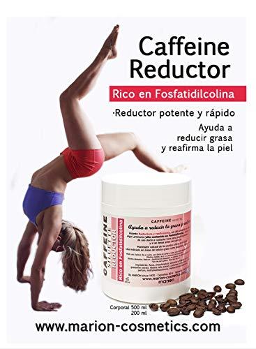 Gel Anticelulítico Reductor Caffeine xxl –500 ml
