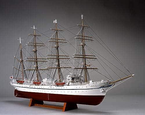 en stock Nippon Maru 1 1 1 160 Wooden Sailing Boat (No Sail) (japan import)  oferta de tienda