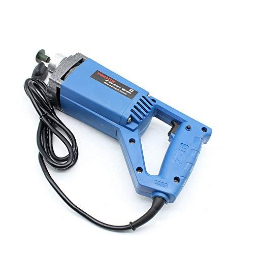 Vibrador eléctrico de hormigón de 1,2 m con una sola mano