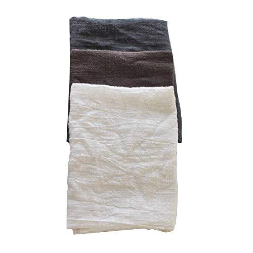 ZJB CottonCateringTea Toallas de cocina 103% algodón egipcio de rizo para todos los hogares, restaurantes y bares. C1 pieza 45 x 65 cm