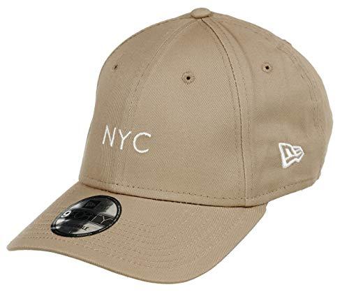 New Era NYC Seasonal 9forty Ne Cam Cappello, Unisex Adulto, Light Beige, Taglia Unica