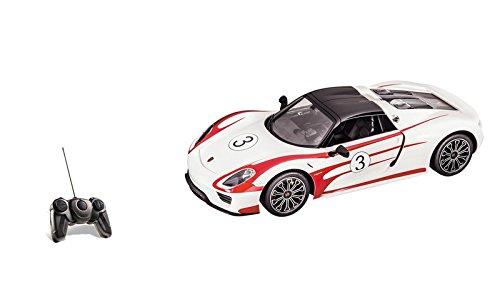 Mondo - 63301 - Porsche - 918 Racing - Die Cast - Radiocommandé - Echelle 1/14