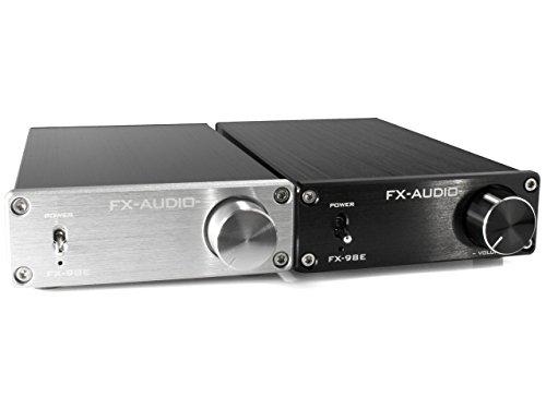 『FX-AUDIO- FX-98E 『ブラック』 TDA7498EデジタルアンプIC搭載 160Wハイパワーデジタルアンプ』の6枚目の画像