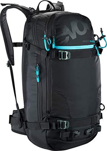 Evoc FR Guide Blackline Black Snow Protector X-Large Hydration Pack