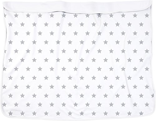 Dooky Blanket (Silver Stars) Dooky A universal and multifunctional blanket Made from 100% luxurious breathable cotton Perfect for any car seats, pushchairs, prams or carry cots 9