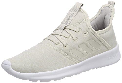 adidas Cloudfoam Pure, Zapatillas de Running para Mujer, Blanco...