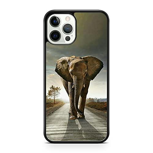 Extravagant Majestic - Carcasa para iPhone 5, diseño de elefante