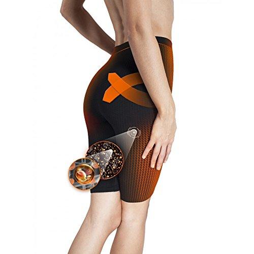 Lytess - Corsaire Minceur - Corsaire Stop Cellulite Noir - S/M : 36-42