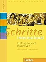Schritte International: Prufungstraining Zertifikat B1
