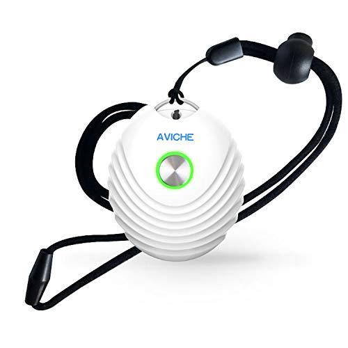 Luftreiniger Ionisator Anhänger - Ionisierer zur Desinfektion, Reinigung und Schutz Ihres direkten Umfelds