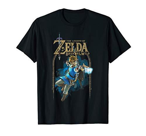 Zelda Breath of the Wild Tee
