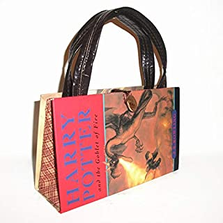 Harry Potter Book Purse Goblet of Fire Handbag