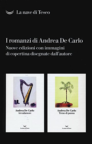 I romanzi di Andrea De Carlo. Cofanetto