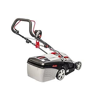 Elektro-Rasenmäher AL-KO Comfort 40E 3in1 Funktion: Mähen, Fangen & Mulchen - 40cm Schnittbreite - XL Bereifung - Holmhöhenverstellung