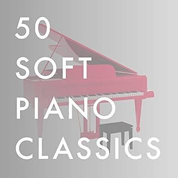 50 Soft Piano Classics
