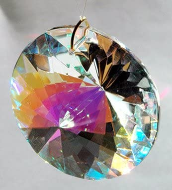 40mm Aurora Borealis SunCatcher Crystal Prism Very popular New products, world's highest quality popular!