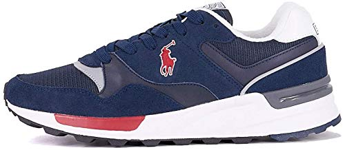 Zapatillas Ralph Lauren Trackstr Pony - Color - AZUL, Talla - 40