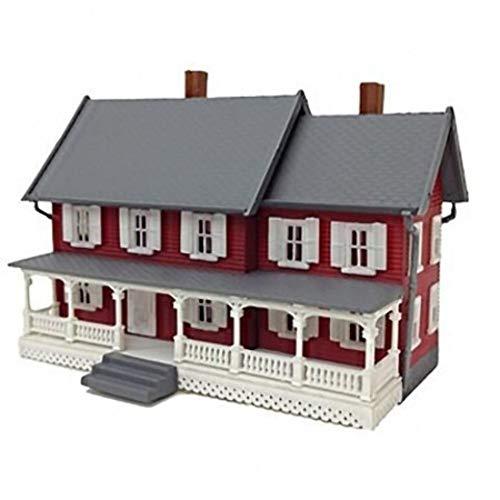 HO Built-Up Stevenson's House