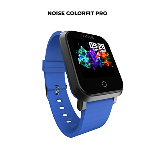 Noise ColorFit Pro Smartwatch (Blue)