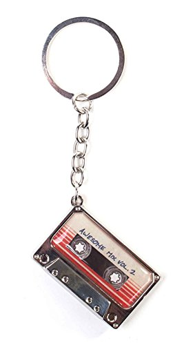 Marvel Guardians of the Galaxy Schlüsselring Keychain Awesome Mixtape Nue offiziell
