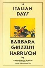 Image of Italian Days by Barbara. Brand catalog list of Atlantic Monthly Press.