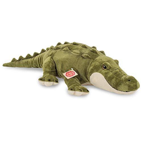 Hermann Teddy Collection Krokodil, ca. 60cm, bunt