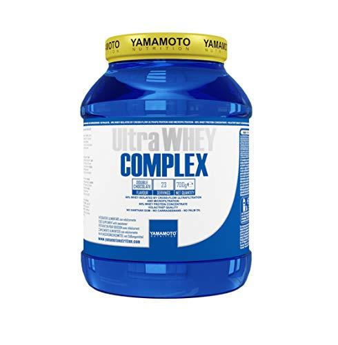 Yamamoto Nutrition Ultra Whey Complex Doppio Cioccolato - 700 Gr
