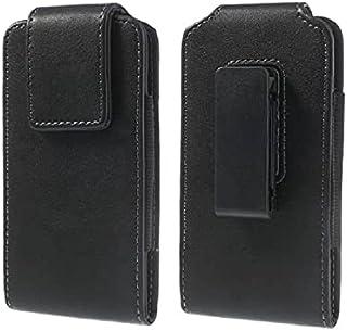 DFV mobile - Magnetic Holster Case Belt Clip Rotary 360 for Qilive Smartphone Q4 5.5 - Black