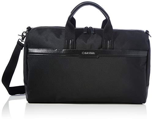 Calvin Klein Hombre Duffle Bags, Negro, Taglia unica