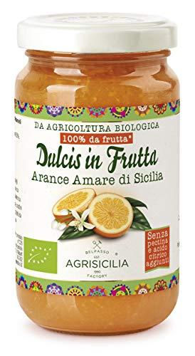 Agrisicilia Dulcis in Frutta Arance Amare di Sicilia Bio - 240g