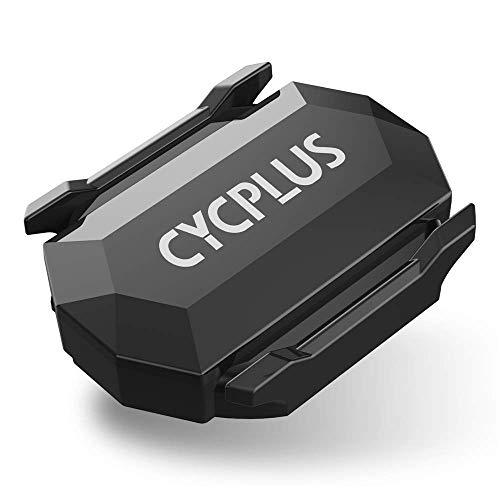 Roeam Sensor de Velocidad o cadencia para la Computadora de la Bici,Sensor Inalámbrico de RPM de Bicicleta Ant con BT inalámbrico,IP67 a Prueba de Agua