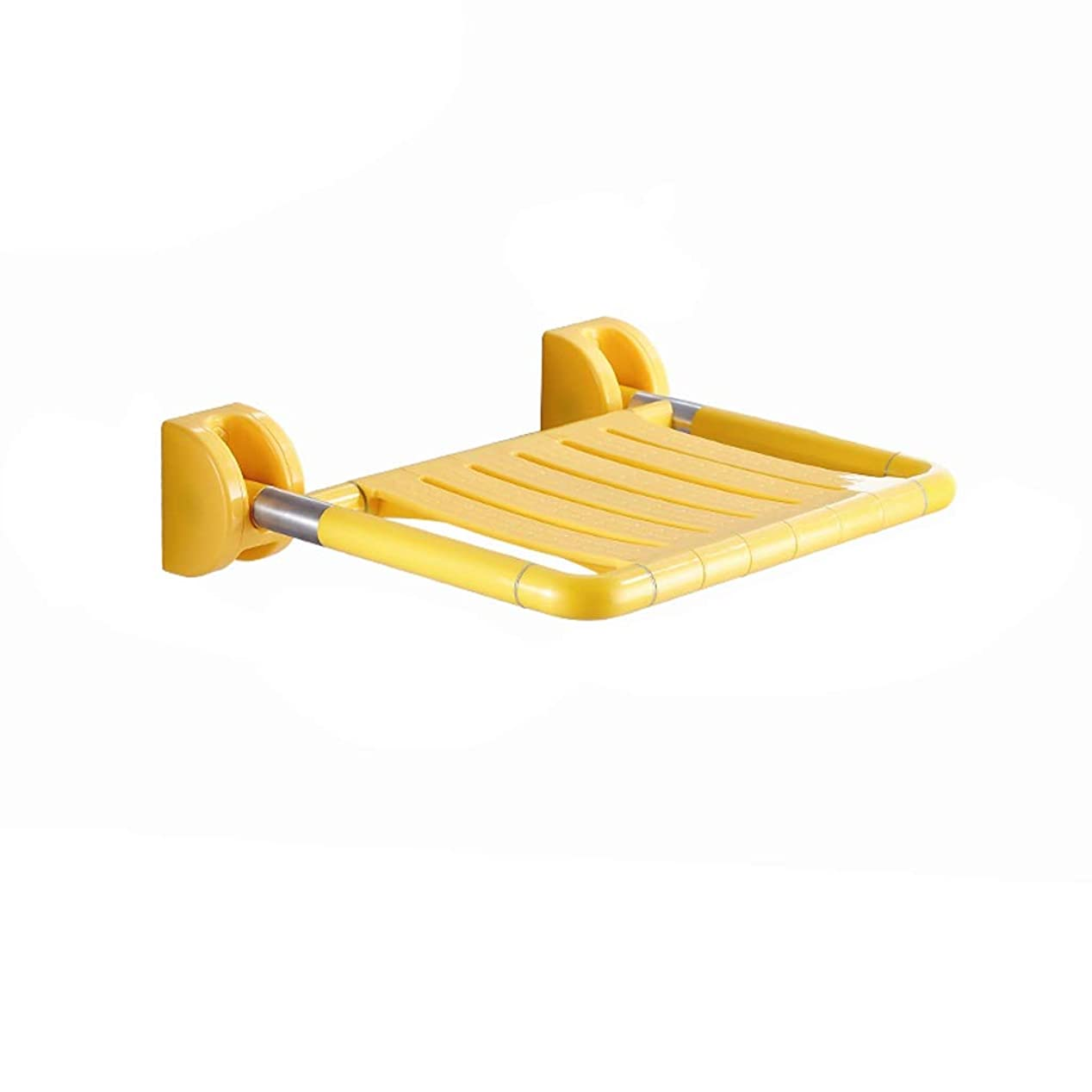 シャワースツール、折りたたみ式ウォールマウントスツール限られた移動性を持つ高齢者に適した入浴補助シート100 KGに耐えることができます。
