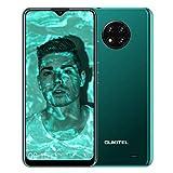 OUKITEL C19 (2020) Smartphone sin contrato, 6,49 pulgadas, 2 GB + 16 GB, batería de 4000 mAh, cámara Quad de 13 MP, 4G Dual SIM, Android 10, 256 GB ampliable (verde)