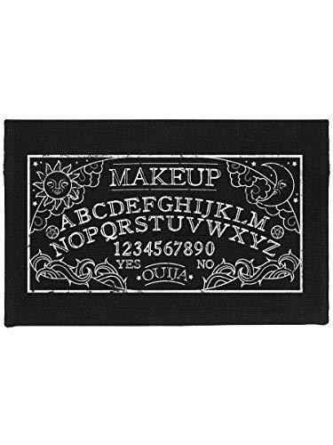 Trousse de Maquillage Femme Ouija 21 x 14 cm Noir