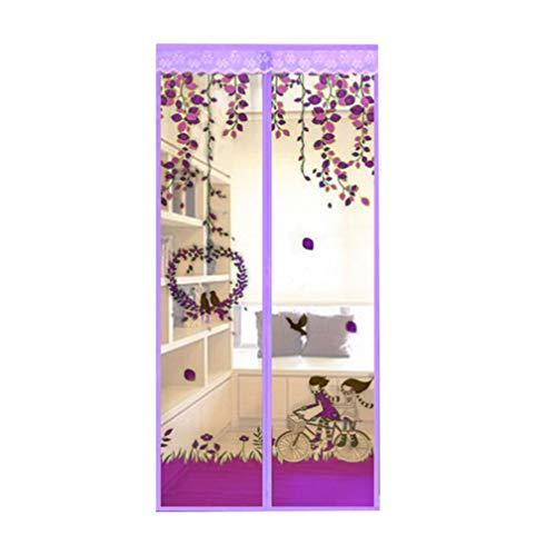Naxiaottiao zomerhuis, slaapkamer, anti-muggengordijn, versleuteling tegen muggen, magnetisch, zacht scherm