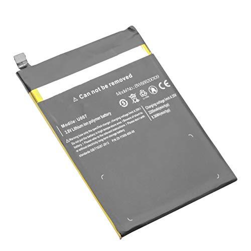 vhbw Akku kompatibel mit Ulefone U007 Pro Handy Smartphone Handy (2200mAh, 3,8V, Li-Polymer)
